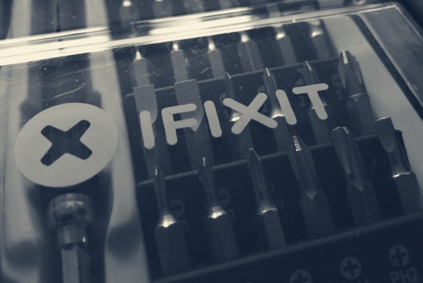 IFixit screwdriver set