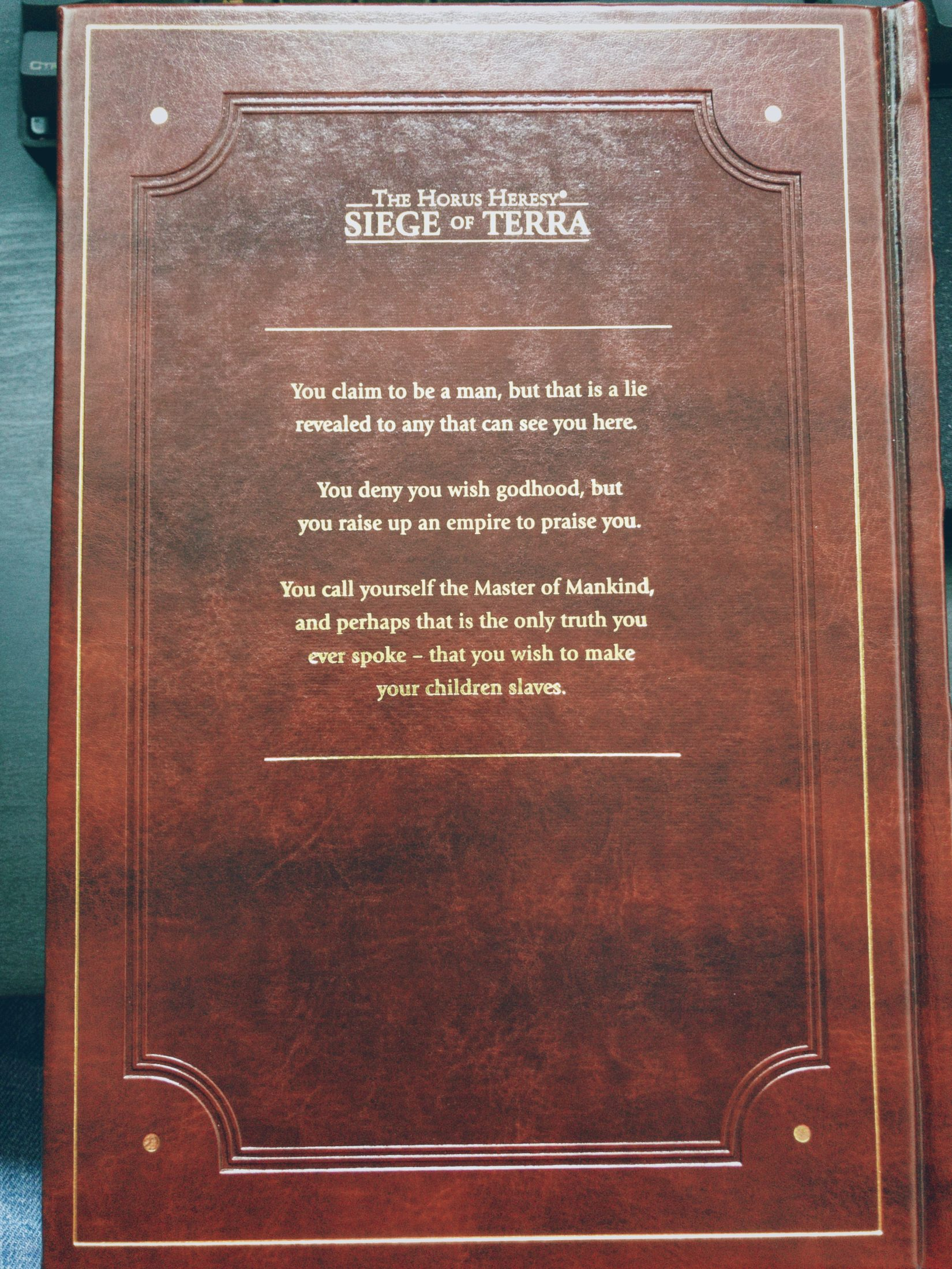 The Solar War rear cover and blurb